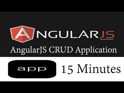 angularjs-crud-application--a-handy-app-in-15-minutes-|-part-1