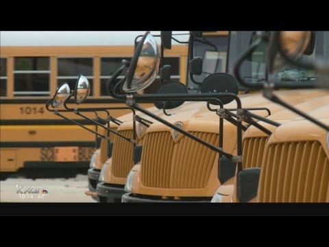 Black boxes on school buses show drivers speeding, yet districts rarely monitor device