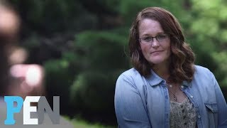 Kidnapped At 12 & Held Captive 19 Years: Rosalynn McGinnis On New Life | PEN | Entertainment Weekly