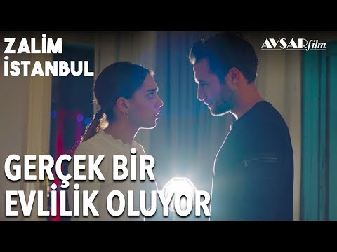 Cemre Ve Cenk İçin Düğün Hazırlığı | Zalim İstanbul 17. Bölüm