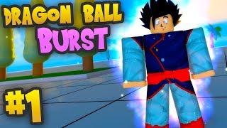 BEST LOOKING ULTRA INSTINCT AURA?! | Roblox | Dragon Ball Burst | Episode 1