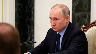 Обращение Владимира Путина к гражданам РФ в связи с распространением коронавируса в стране