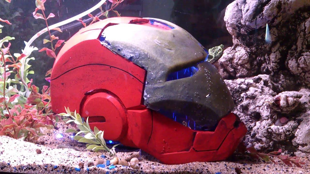 Decoration Aquarium Marvel