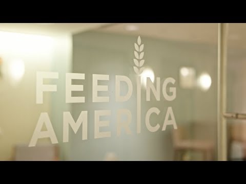 Feeding America Bites Back at Hunger with Blackbaud Solutions