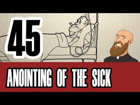3MC - Episode 45 - What is Anointing of the Sick?