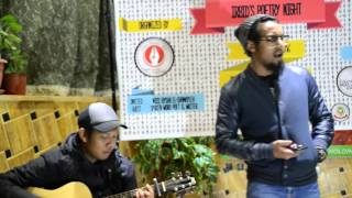 Here Without You - 3 Doors Down (Cover by Lufty Hafizi)