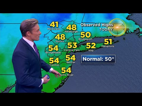 CBS2 Weather Update: November 26 at 8 p.m.