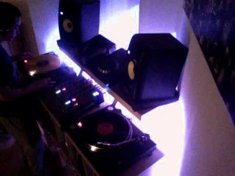 Kenny B. - Vinylset Techno 26.01.13