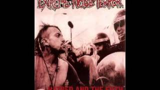 Extreme Noise Terror - Hatred And The Filth EP (2004)