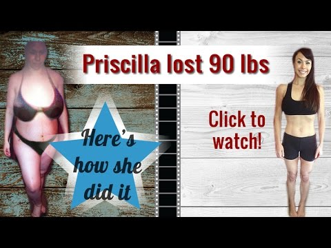 Lose weight with Body Spartan | Priscilla's story - YouTube
