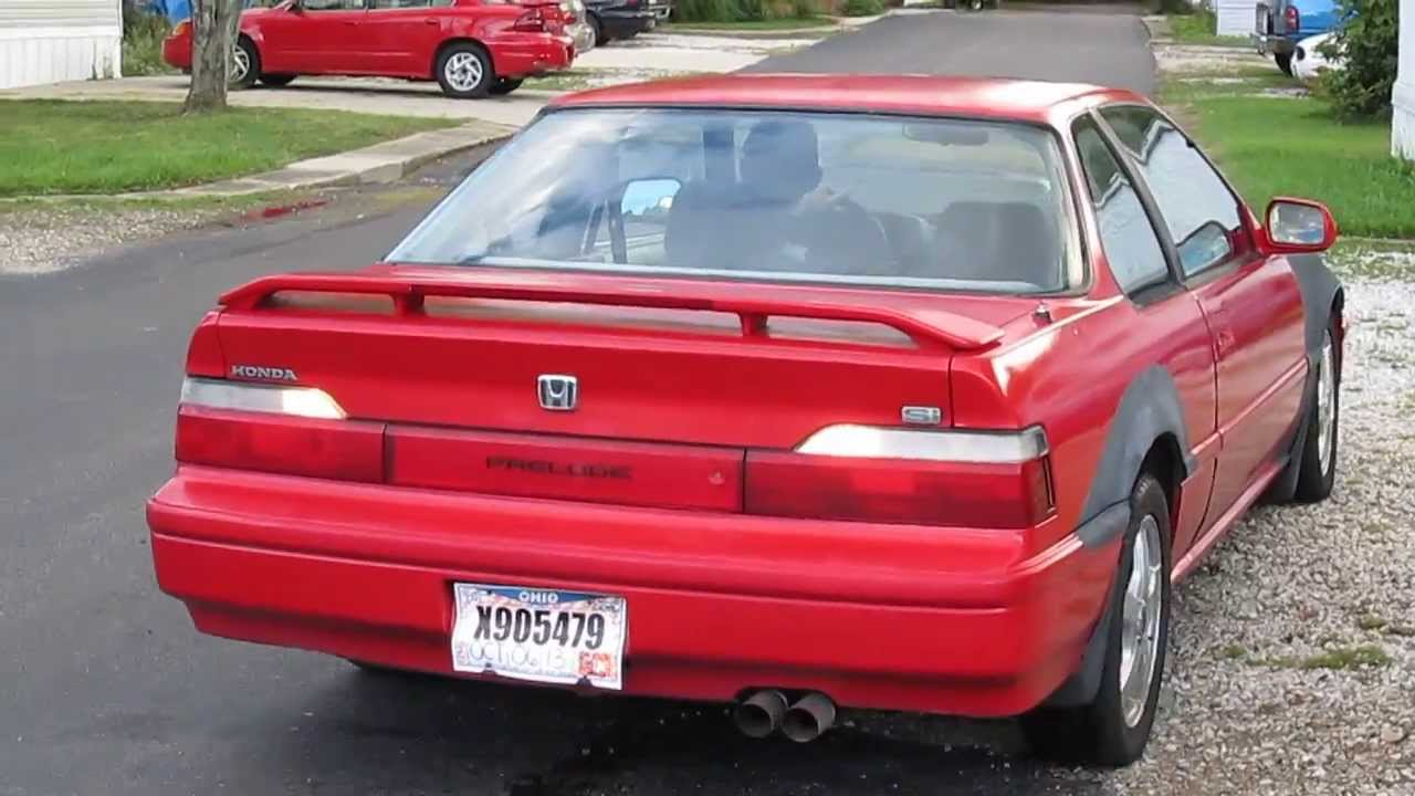 1991 honda prelude si fws for sale ohio youtube. Black Bedroom Furniture Sets. Home Design Ideas