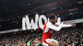 Alex Iwobi 2016/17 - Young Talent - Dribbling Skills & Goals - HD