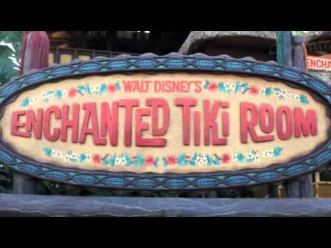 Let's All Sing Like the Birdies Sing - Enchanted Tiki Room