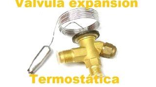Refrigeración - Como regular válvula expansión  PARTE 1