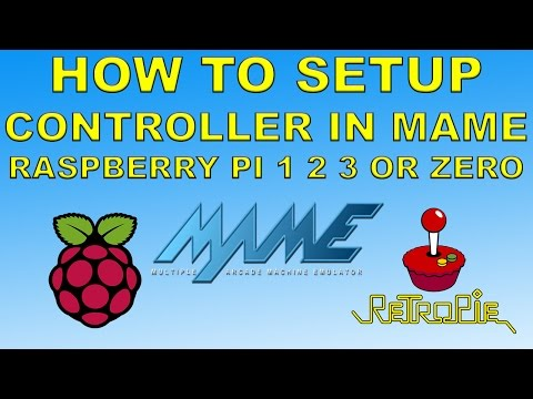 controller not working in MAME - RetroPie Forum