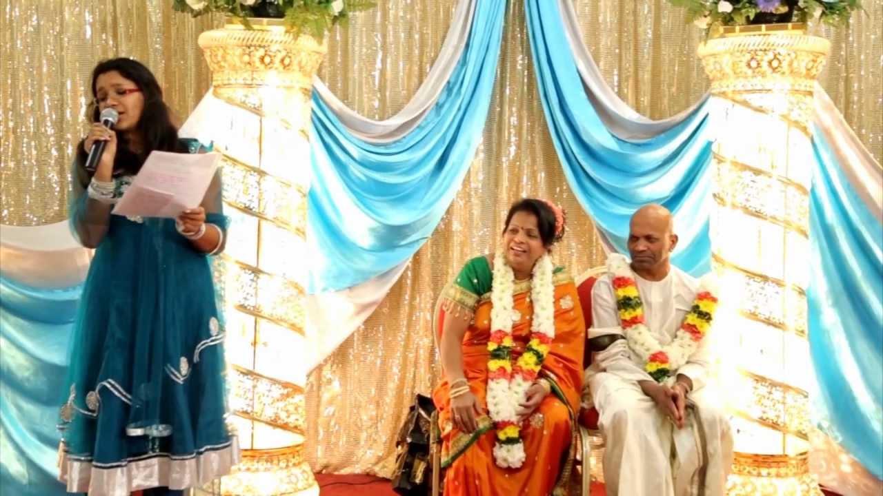 Mr Mrs Baskaralingam 60th Birthday And Wedding Anniversary