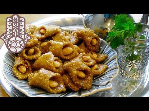 babouches-aux-sésame-amandes-et-miel