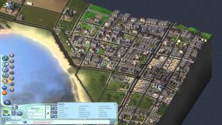 SimCity 4 Gameplay - Building a City from start to Finish