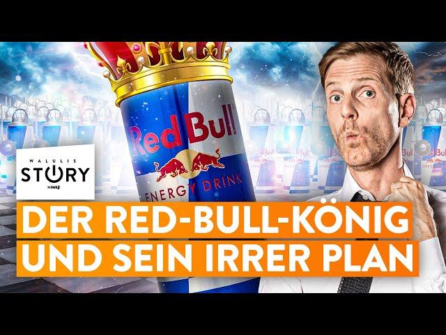 Warum Red Bull plötzlich Schwachsinn verbreitet | WALULIS STORY SWR3