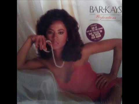 She Talks To Me With Her Body -Bar-Kays