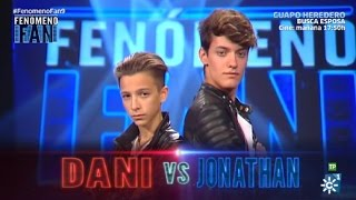 "Fenómeno Fan (T2) | ""Treat you better"" de Shawn Mendes le da a Jonathan la victoria frente a Dani"