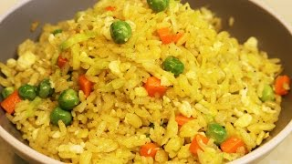 BETTER THAN TAKEOUT - Easy Egg Fried Rice Recipe