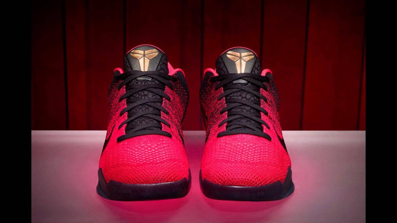 sports shoes fddc8 847bf Nike Kyrie 2 and Nike Kobe 11