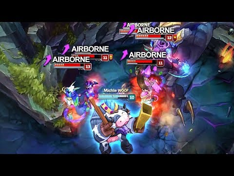 Once In A Lifetime Alistar Combo!  | League of Legends Top 5 Plays