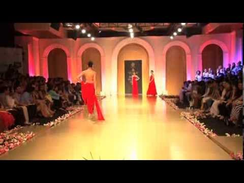 AZVA - JEWELLERY FASHION SHOW, INDIA BRIDAL FASHION WEEK, DELHI 2013