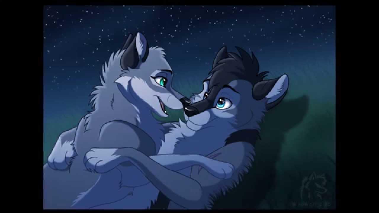 Anime Wolves Love Me Like You Do