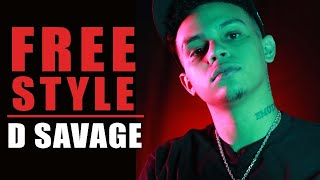 D Savage Freestyle - What I Do
