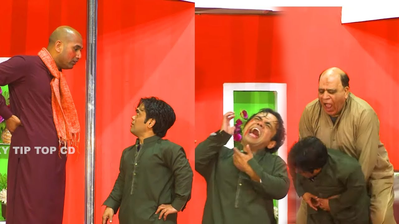 Best Of Vicky Kodu   New Stage Drama 2020   Ishq Beparwah   Comedy Clip 2020   Punjabi Stage Drama