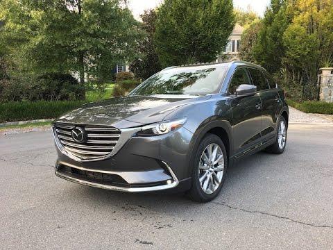 2016 Mazda CX-9 Signature – Redline: Review