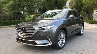 2016 Mazda CX-9 Signature – Redline: Review