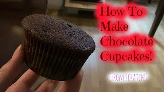 Baixar - How To Make Chocolate Cupcakes From Scratch Grátis