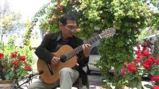 Hạ Trắng (White Summer) -Trịnh Công Sơn - Arr & Guitar: Dang Thao