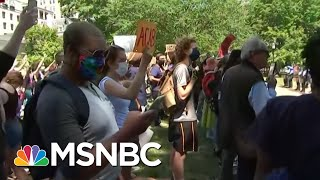 Trump Visits Church After Police Clear Protesters With Tear Gas | Morning Joe | MSNBC