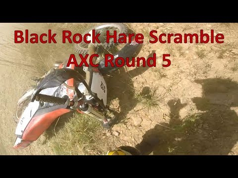 Black Rock Hare Scramble - AXC 2018 Round 5
