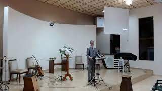 Pai, instrumento de Deus l Pr Nilson Melo l 09.08.2020
