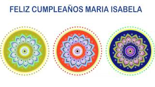 MariaIsabela   Indian Designs - Happy Birthday