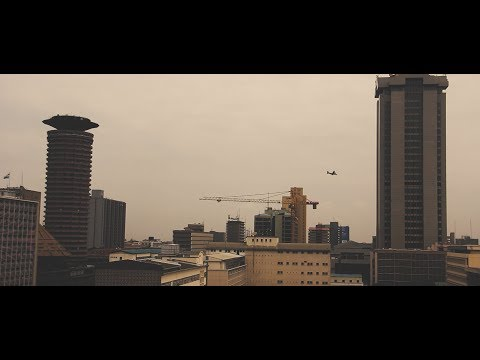 Nairobi - A beautiful city. Agree??!