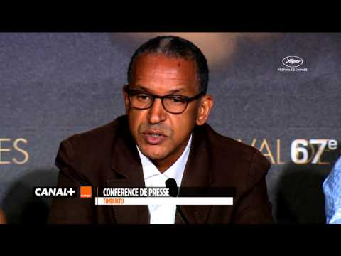 "Abderrahmane Sissako ""a djihadist is a human being"""
