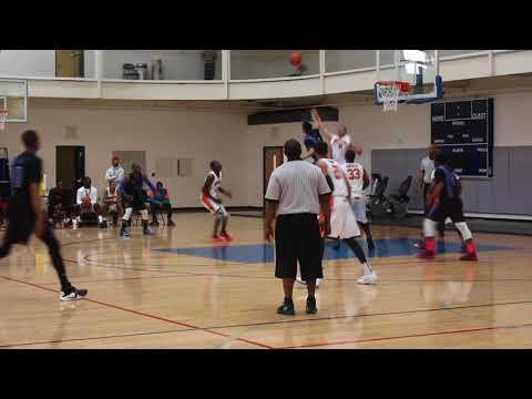 Fort Hood Varsity Basketball...2016 Fort Hood -vs- Dyess AFB...Game #1