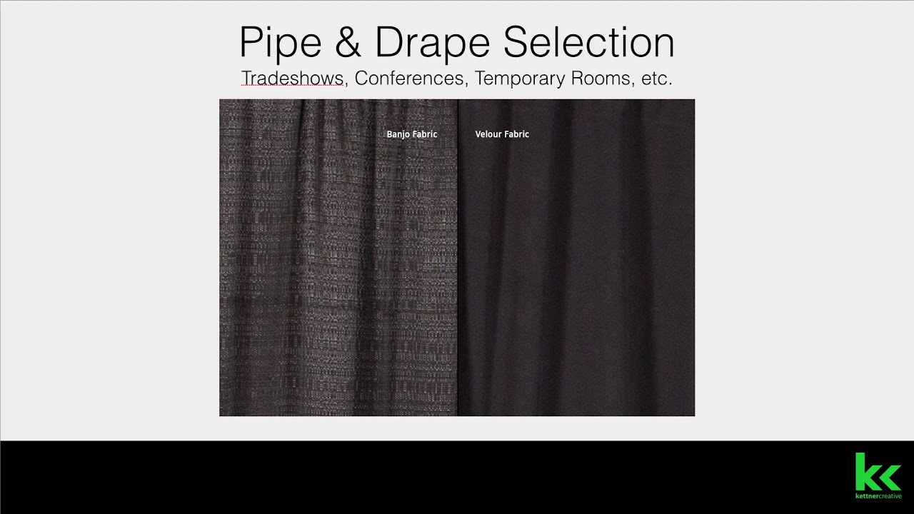 Vancouver Pipe & Drape - YouTube