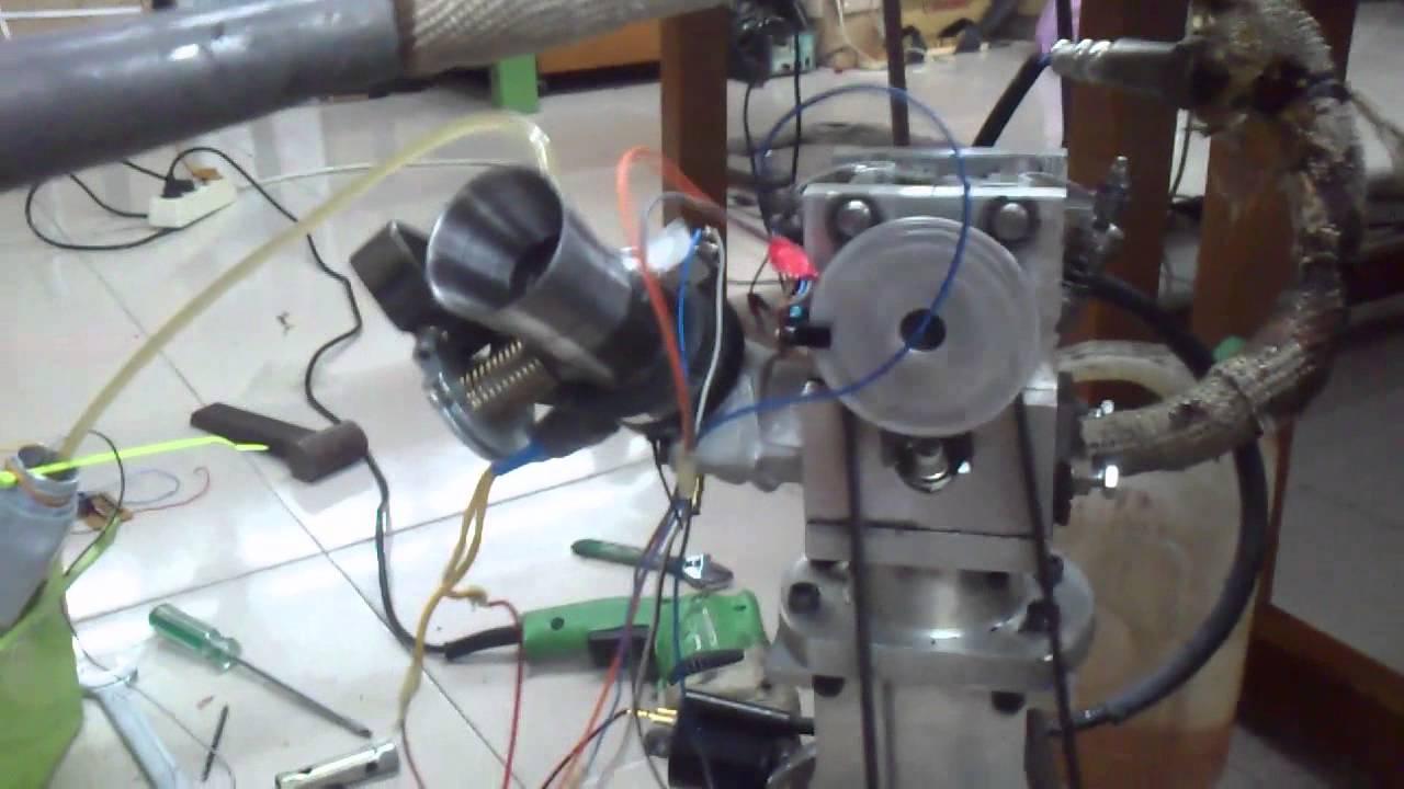 Iqutech E Programmable Ecu Feat Pex Engine 65cc Part 1 Ecm Control Unit Vario 125 Fi