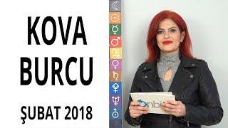 Kova Burcu Şubat 2018 Astroloji