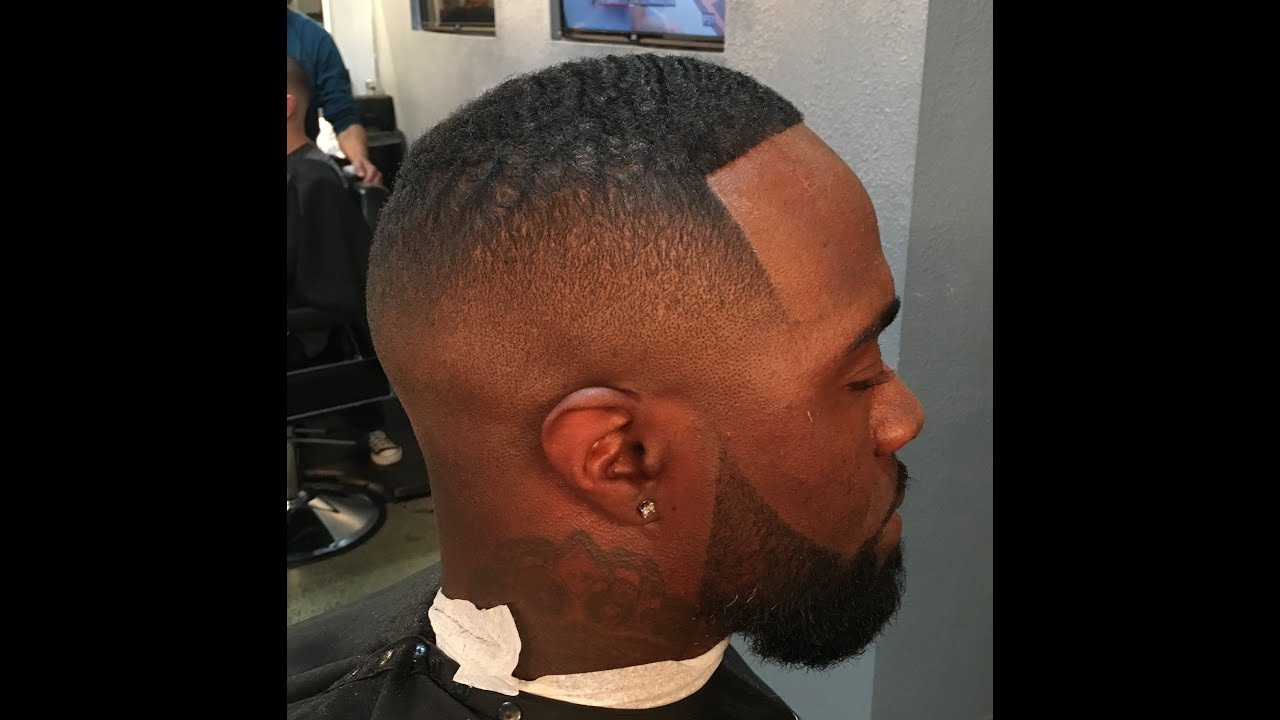 Bald Fade by Zay The Barber Andis T outliners Andis Fade