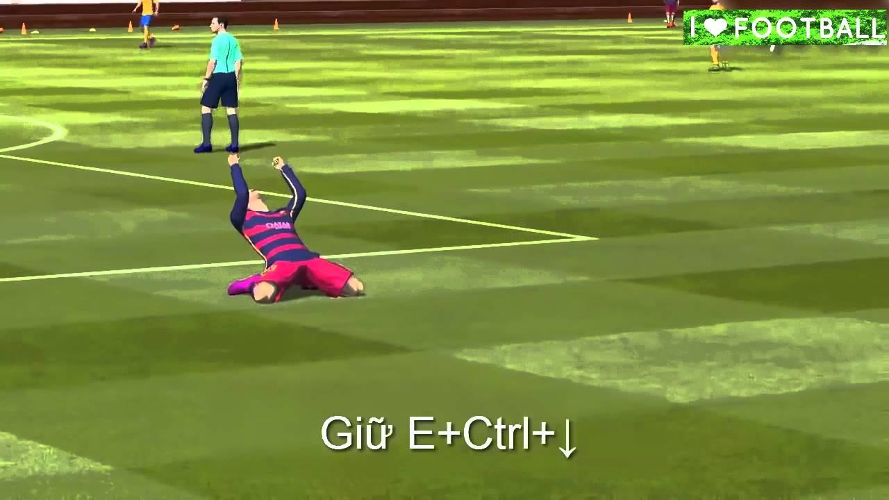 [Fifa online 3] Cách ăn mừng bàn thắng sau Roster update - YouTube
