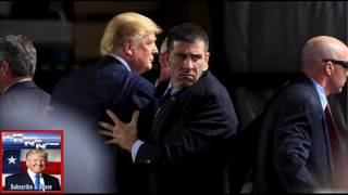 Secret Service Insider Trump 'Not Safe' In White House – Get Him Out Now
