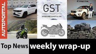 Weekly Wrap-Up 8 Aug 2016 - Autoportal